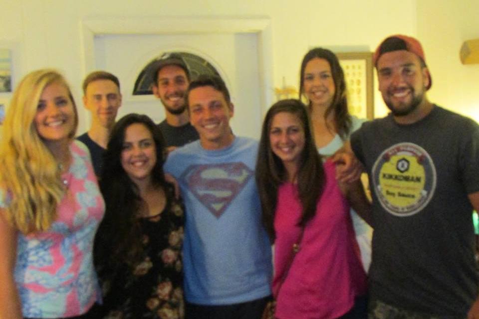 Camp Counselors Group