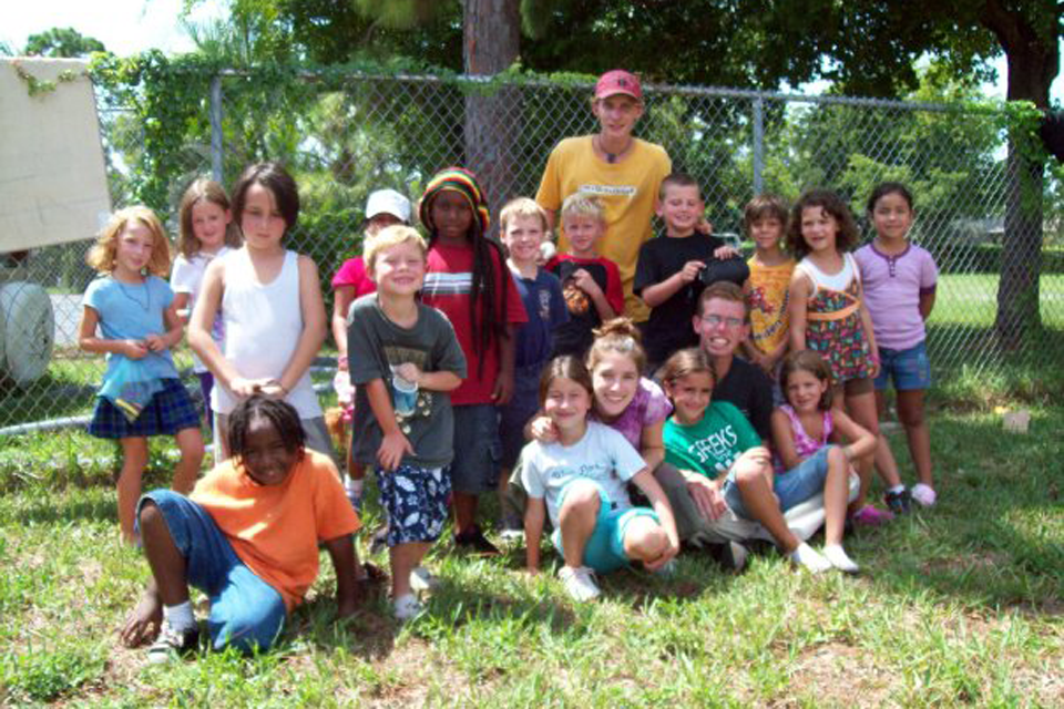 Junior Campers Group