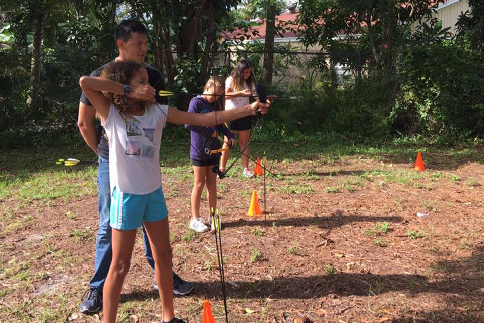 Campers Archery