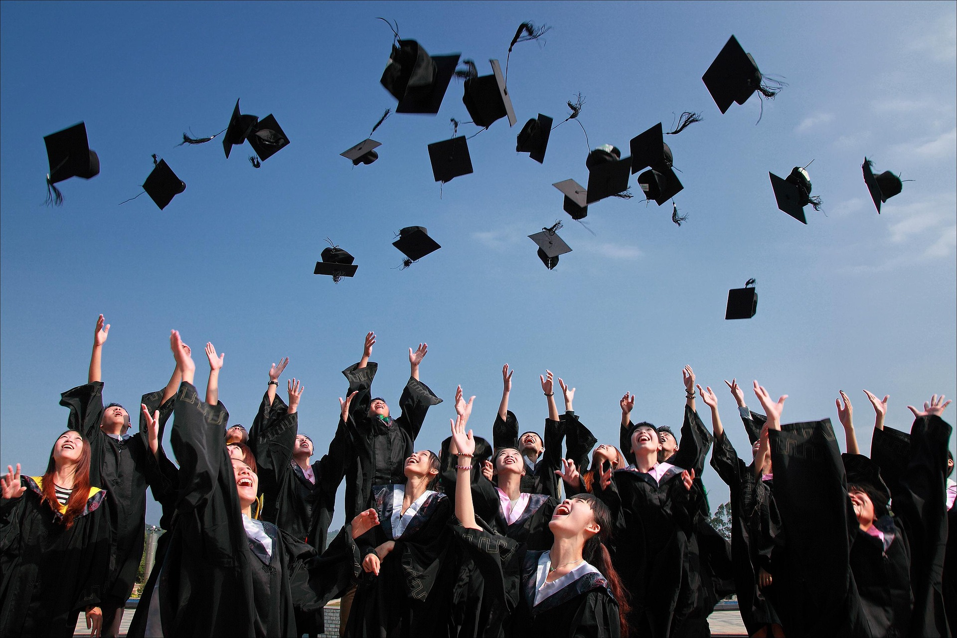 Graduating from the School of Life