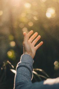 I Feel Like Praying - Hand