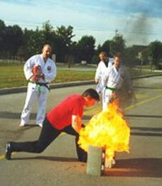 What Christian Martial Arts have Done for Me - M. Mclure