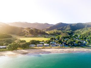 New Zealand Town