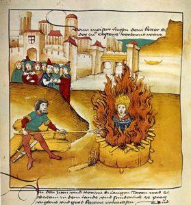 Jan Hus Execution