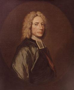 Isaac Watts Portrait