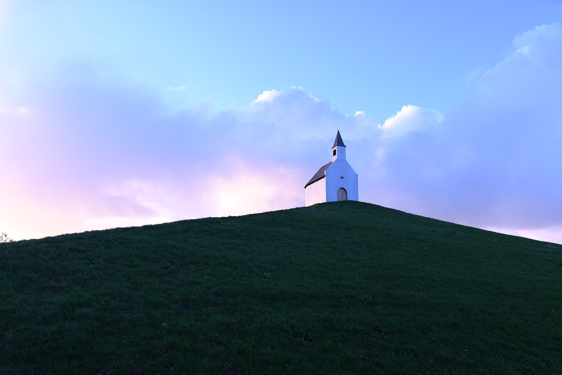 Why Do We Go To Church?