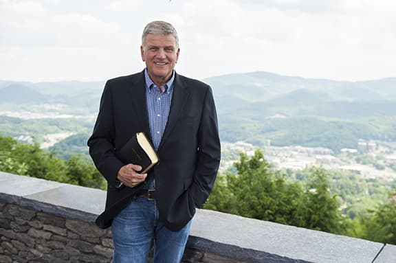Franklin Graham: Being Used for God's Glory