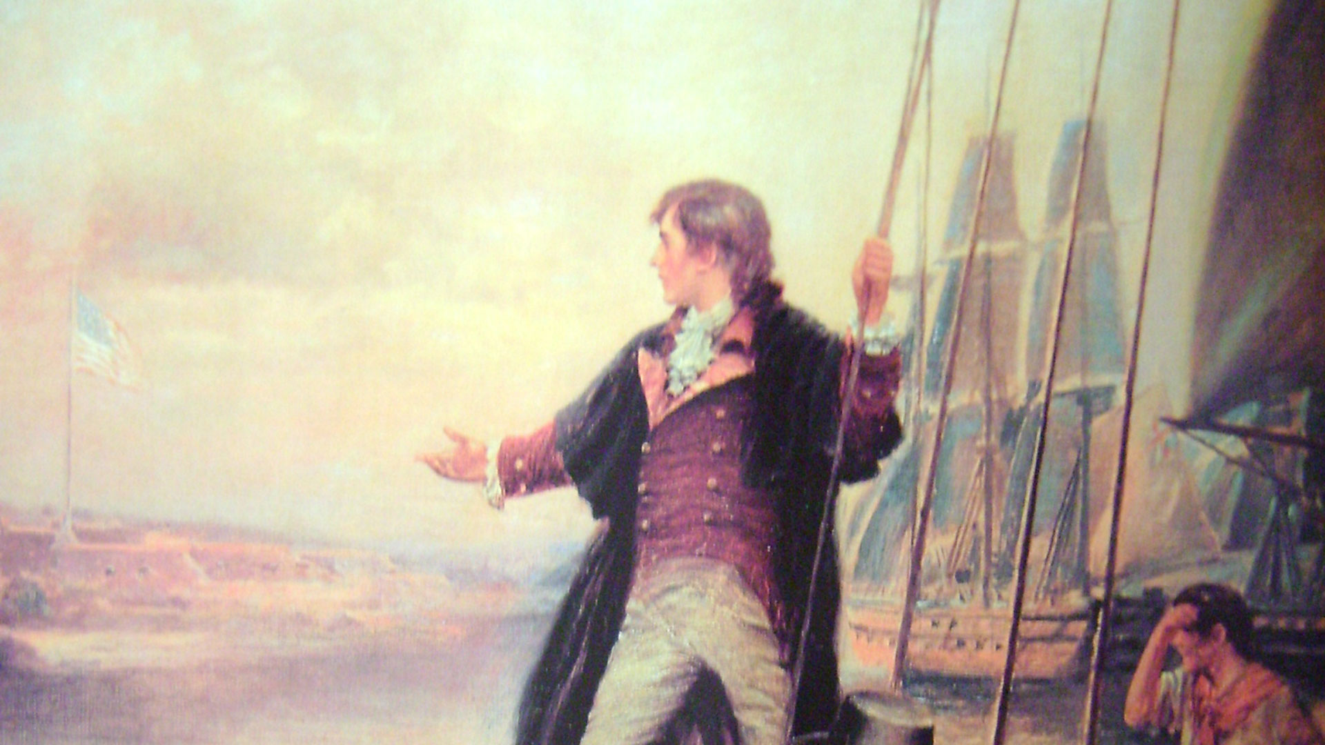 Francis Scott Key: God and Country