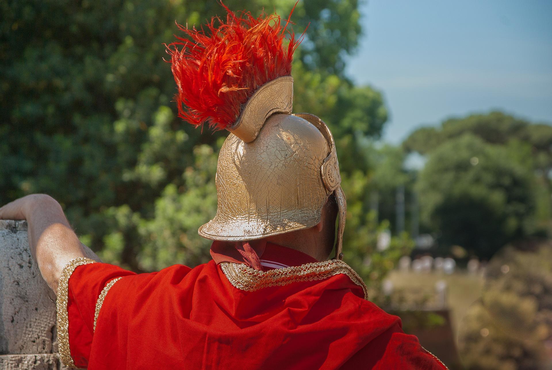 The Righteous Roman