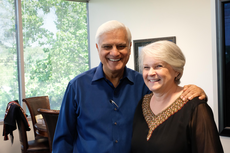Ravi and Margie Zacharias