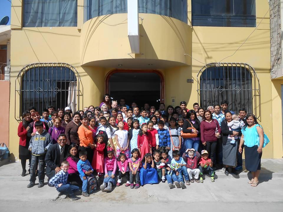 Bethany Homan: Missionary to Peru