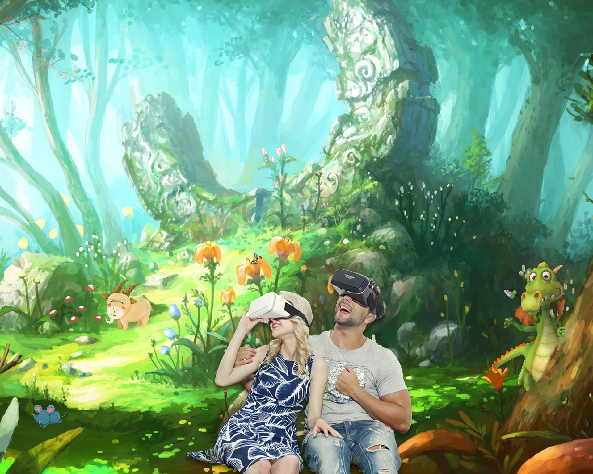 Are You Living in Virtual Reality