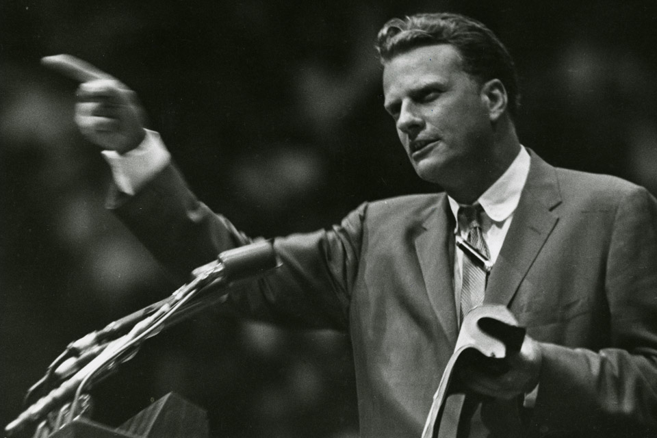 Finding Salvation by W.D. Pitton - Billy Graham Crusade